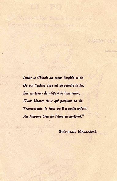 Li Po poemas